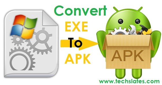 How to convert exe to apk? Is it actually possible?