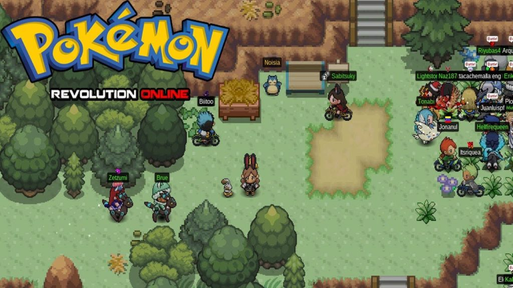 Tips To Play Pokemon Revolution Online
